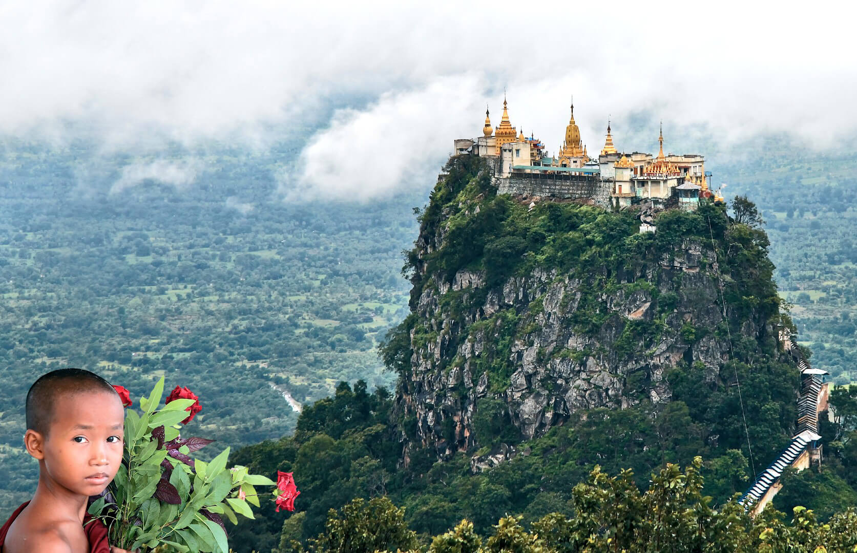 mount popa day trip 5