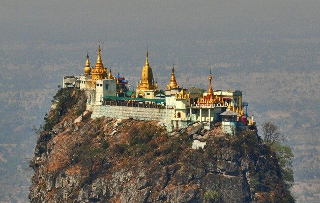 bagan day tour to mount popa 4