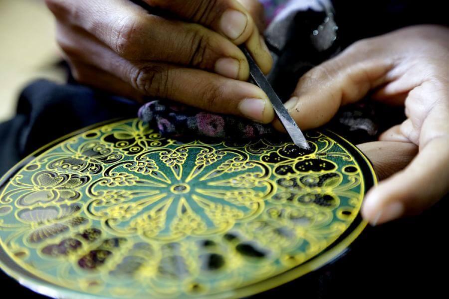bagan lacquerware tour 4