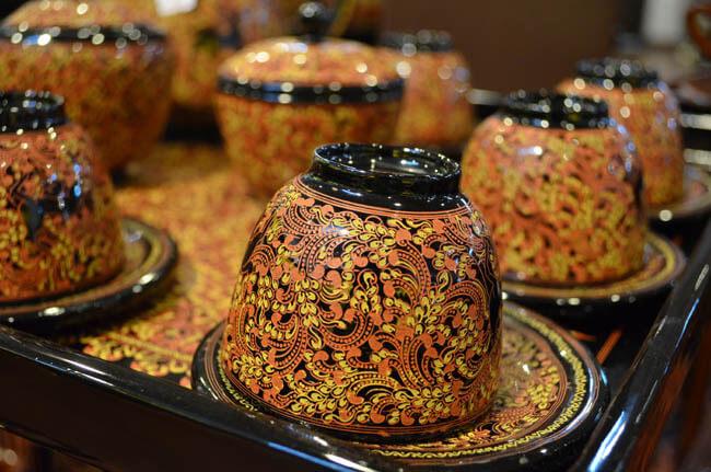 bagan lacquerware tour