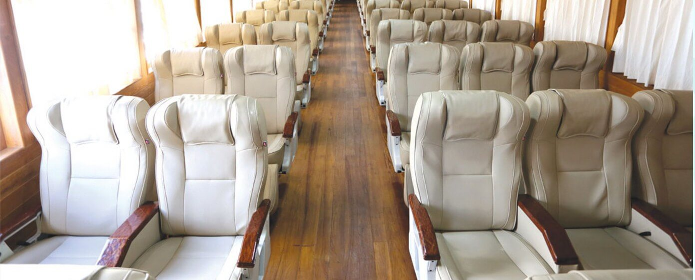 Alliance Myanmar River Cruise