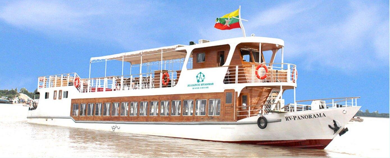 Alliance Myanmar River Cruise 2