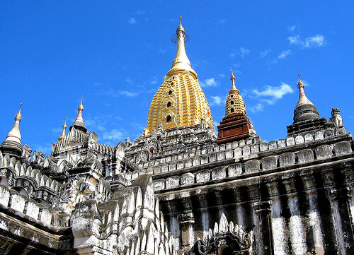 Bagan Package Tour 2 Days