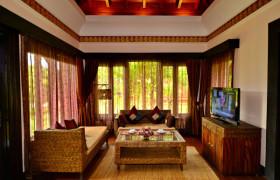Aureum Palace Hotel - Orchid Villa lake view