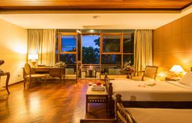Aye Yar River View Resort - Grand Deluxe