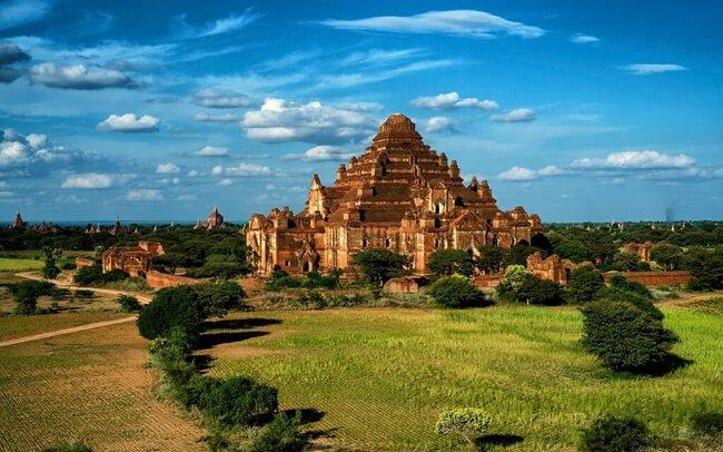 Đền thờ Dhammayangyi-1