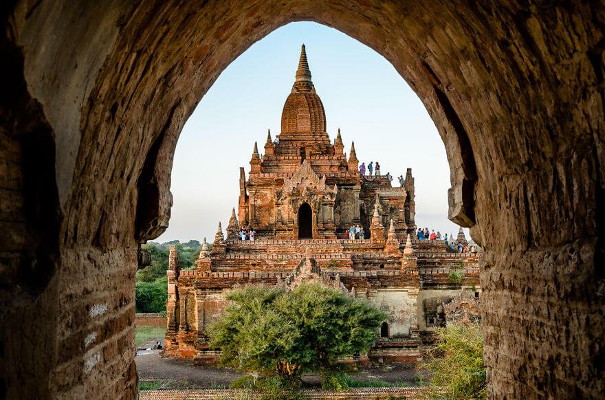 dhammayangyi temple 5