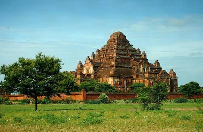 Đền thờ Dhammayangyi-2