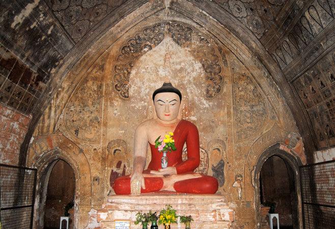 gubyaukgyi temple 5