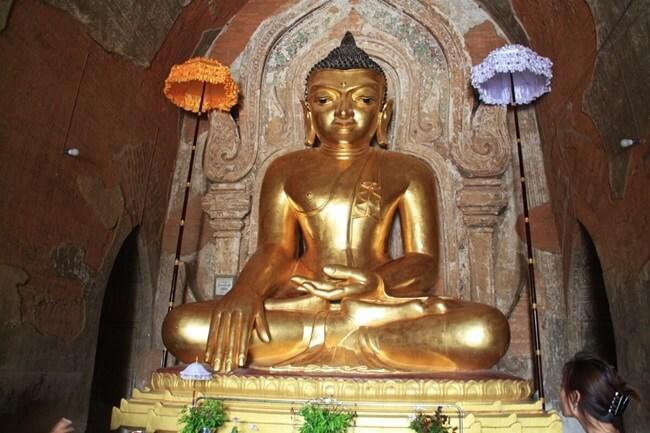 Htilominlo Temple 7
