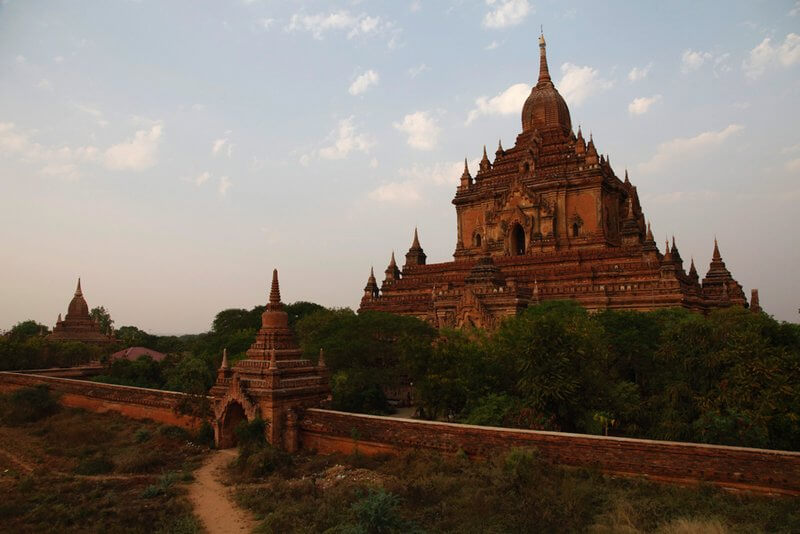 bagan electric bike tour 4
