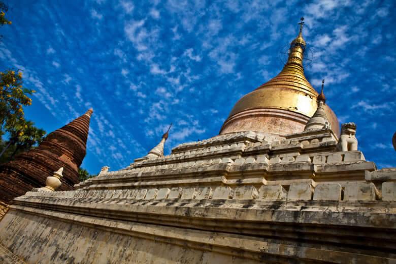 myazedi pagoda 2