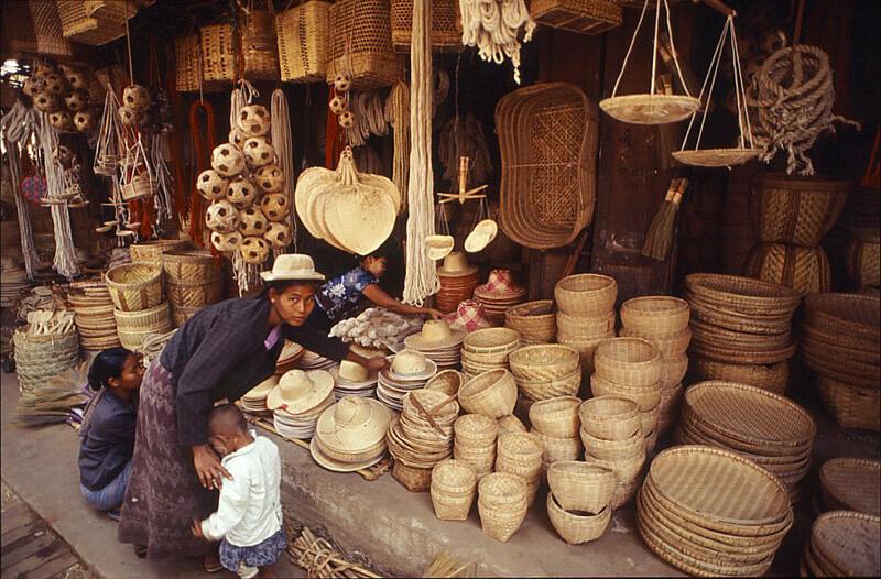 nyaung oo market 2