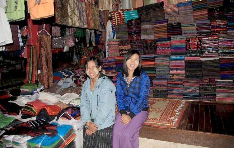 nyaung oo market 5