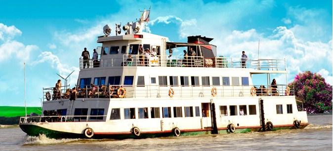 Shwe Keinnery Boat 2