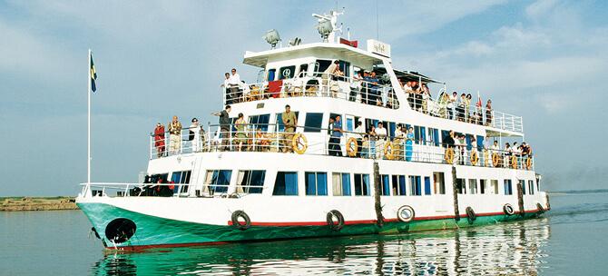 Shwe Keinnery Boat
