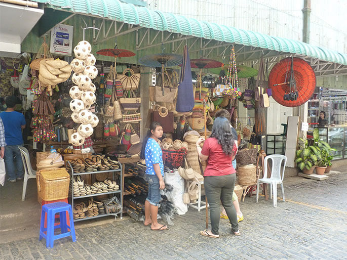 Shwe La Yaung Lacquerware Shop and Store
