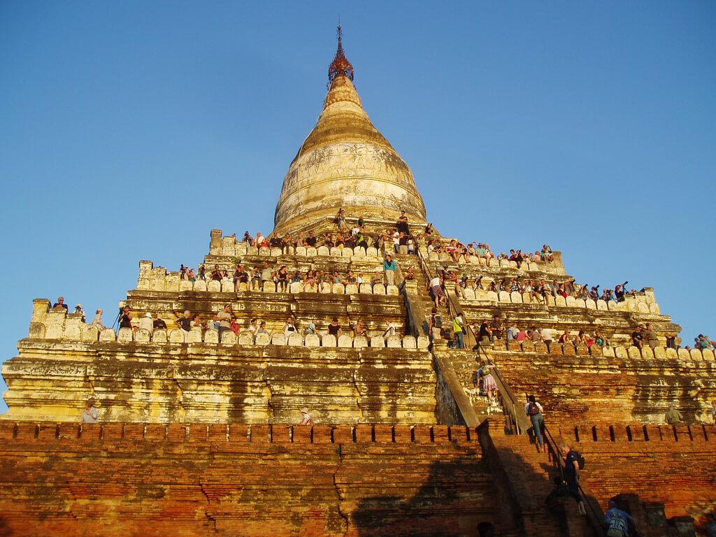 shwesandaw pagoda 2