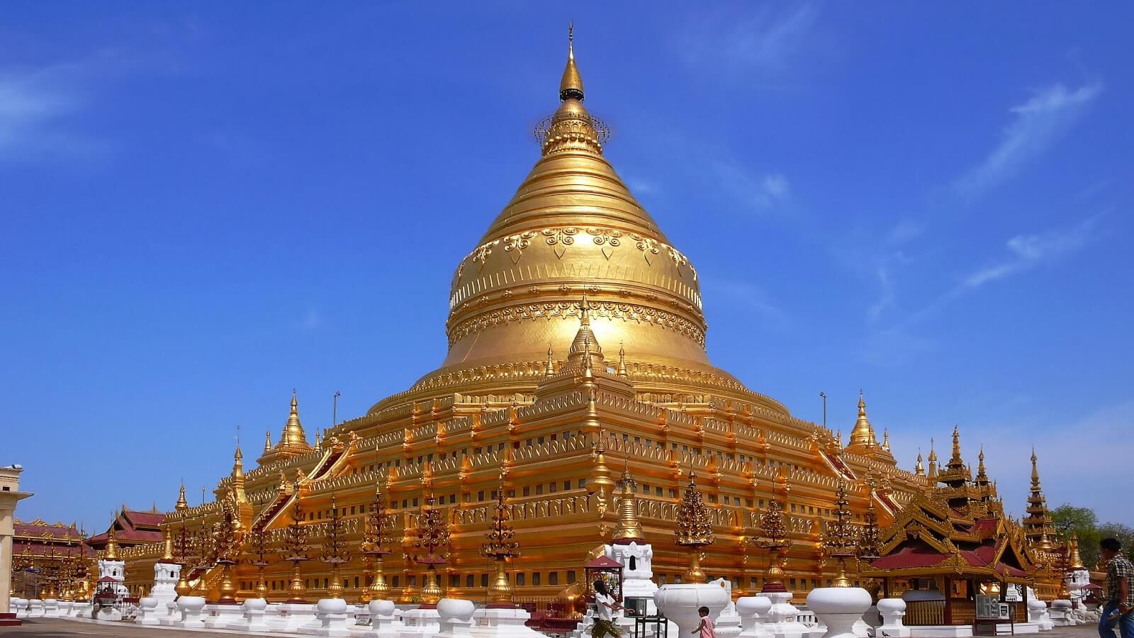 shwezigon pagoda 1