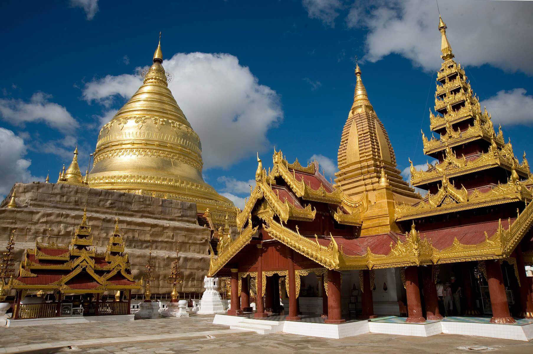 bagan temple biking tour 5