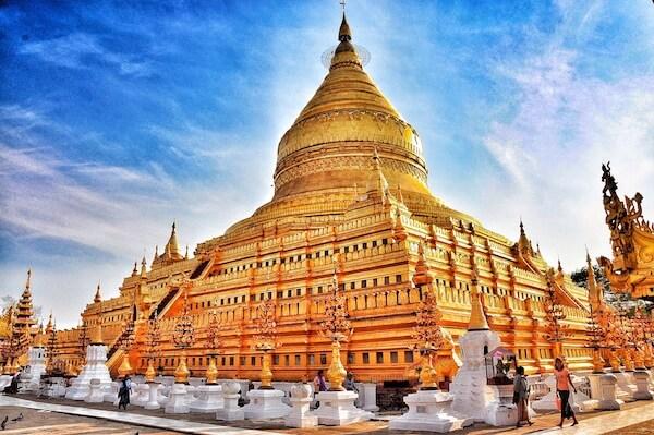 shwezigon pagoda 9