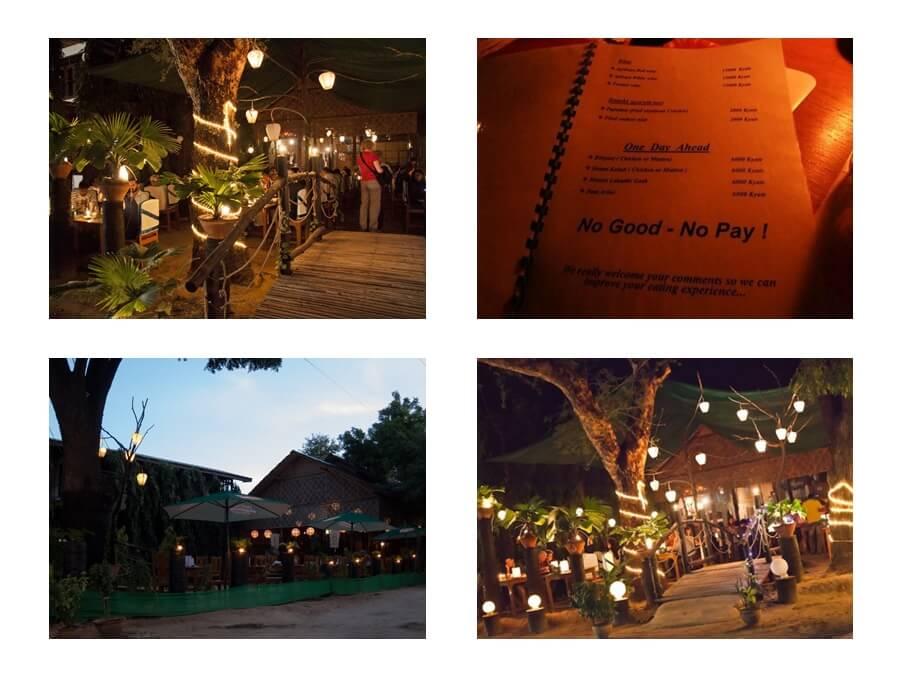 Best Restaurants in Bagan 7