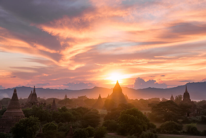 Bagan Temple Climbing Ban