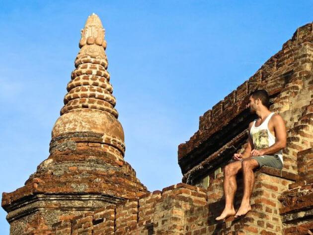 Bagan Temple Climbing Ban 2