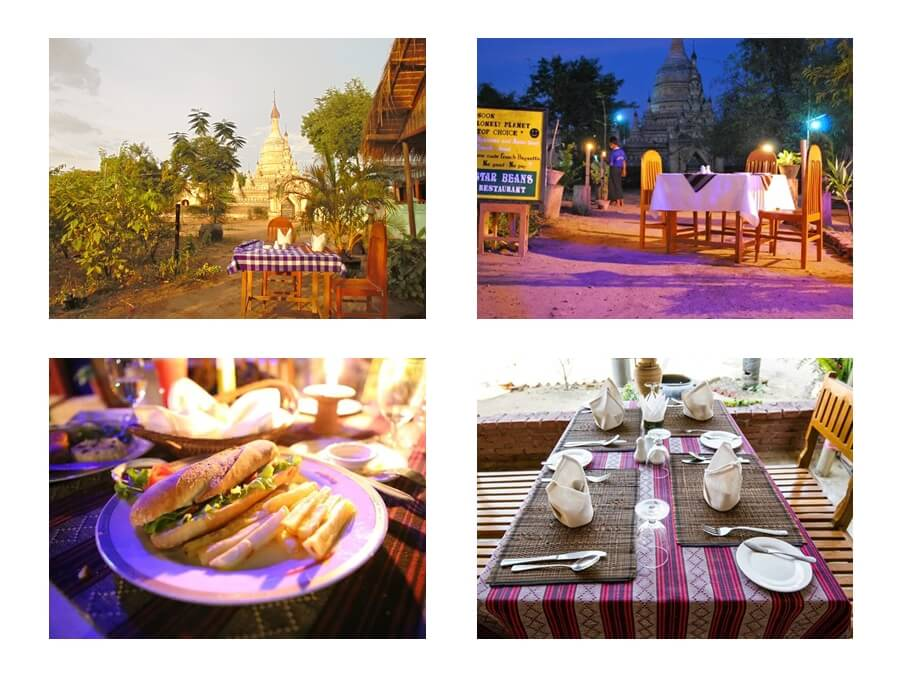 Best Restaurants in Bagan 3