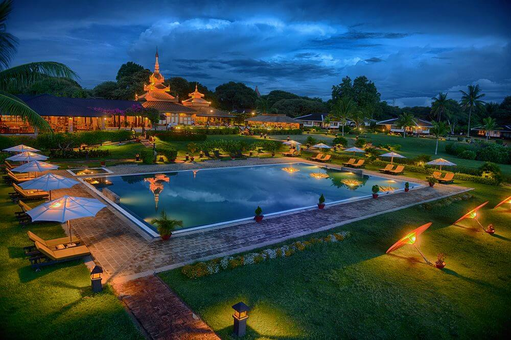 best 3 star hotels & resorts in bagan 7