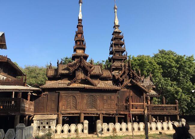 monasteries in bagan 1