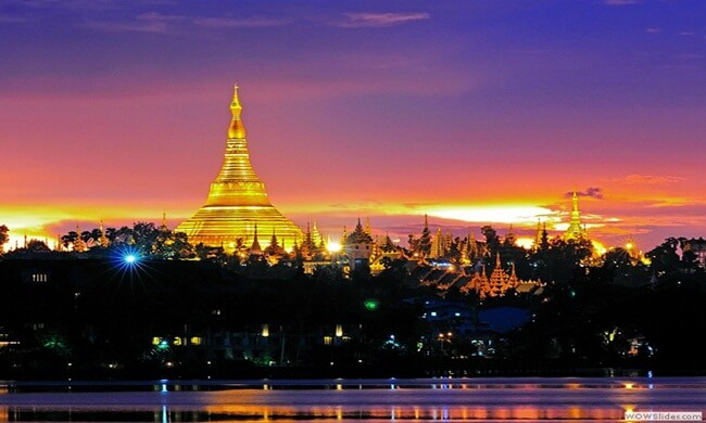 sunrise and sunset in myanmar 3